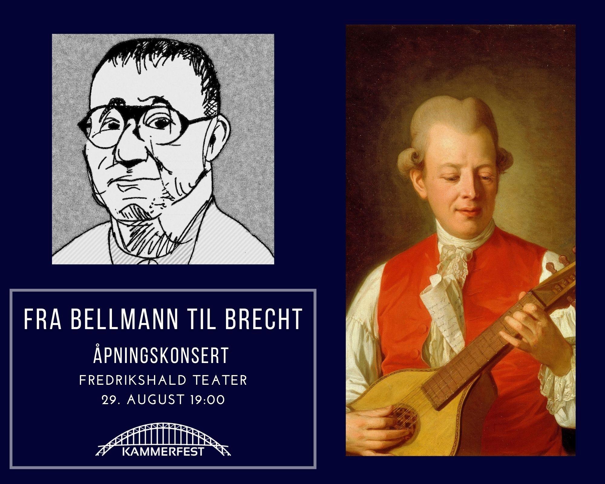 Fra Bellman til Brecht