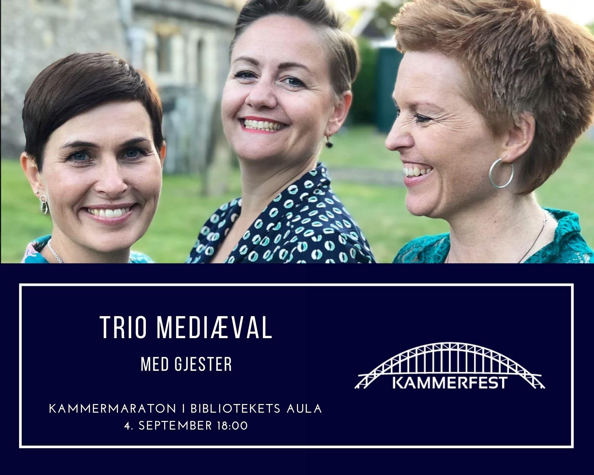 Trio Mediæval med gjester